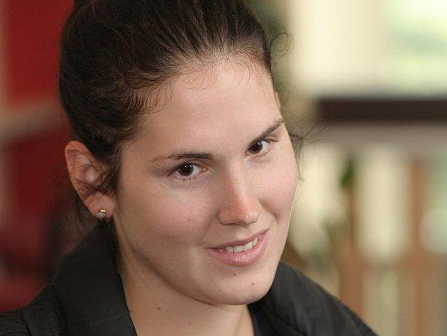 Romana Hejdová.