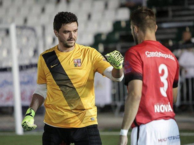 Čeští reprezentanti v malém fotbale jsou v semifinále Eura, vyzvou Anglii