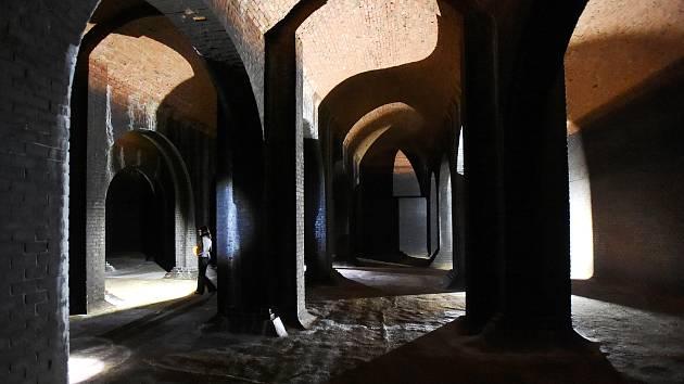 Podzemní katedrály v Brně: zpřístupní další vodojemy. Víme, kdy to bude