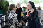 Katolická charismatická konference na brněnském výstavišti.