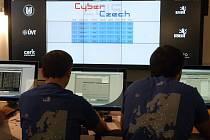 Kybernetický útok na jadernou elektrárnu simulovalo cvičení v Masarykově univerzitě v Brně.
