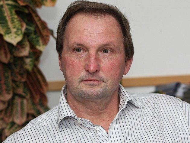 Ředitel Unistavu Miroslav Friš se náročné rekonstrukce nebojí. Jeho firma prý má dost zkušeností.