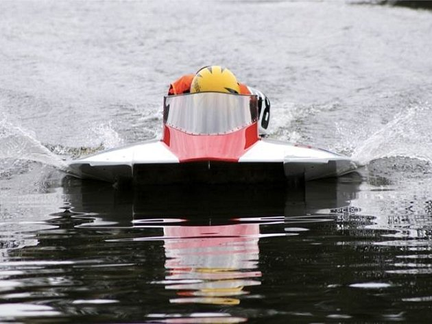 Jezdec týmu Delfín Brno David Loukotka se stal o víkendu mistrem Evropy v kategorii F-350.