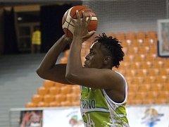 Američanka Stephanie Maddenová nastupuje za basketbalové KP Brno.