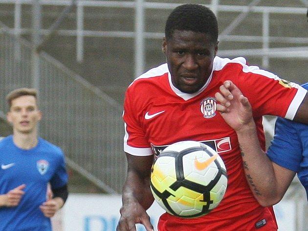 Fotbalista Francis Koné.