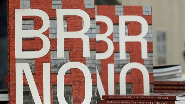Kontroverzní průvodce To je Brno. Ilustrační foto.