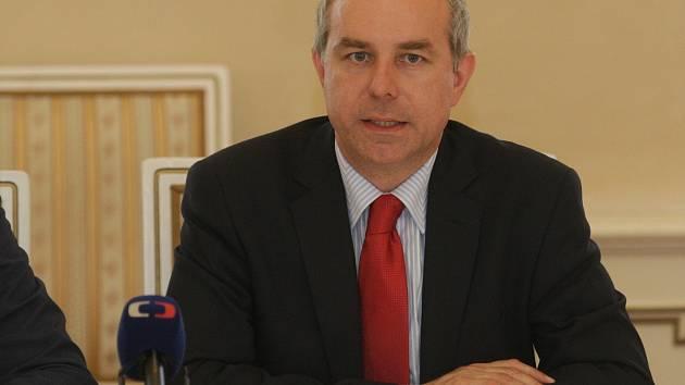 Lidovec Jiří Mihola.