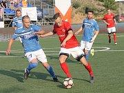 Česká republika – Bosna a Hercegovina 4:0 (1:0).