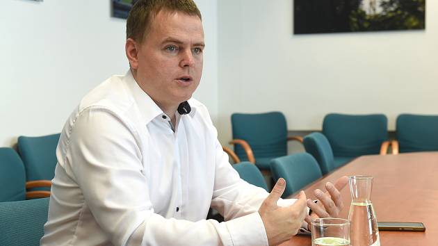 Brno 23.7.2020 - Miroslav Trnka z CzechGlobe - Ústavu výzkumu globální změny Akademie věd ČR