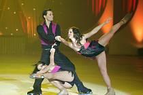 Muzikálová show na ledě Broadway On Ice v Brně.
