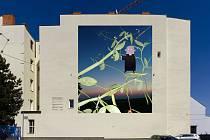Na fasádách domů v brněnském Bronxu vzniknou umělecká díla.