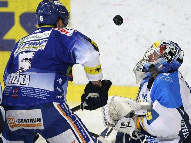 Kometa Brno vs. Plzeň.
