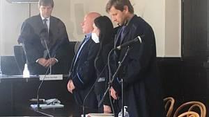 Natalia Košťálová, která před rokem v květnu přejela malou devatenáctiměsíční holčičku.