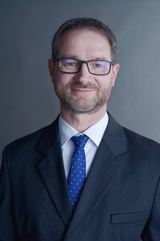 Martin Hájek.
