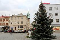 Vánoce a vánoční trhy 2019 ve Znojmě.
