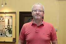 Podnikatel Radim Jančura.