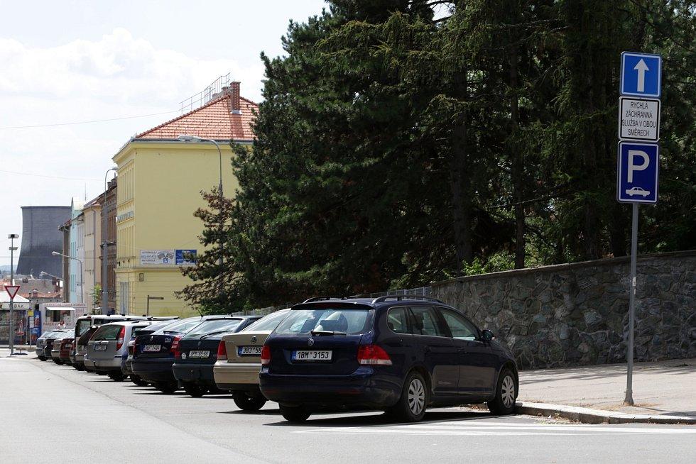 Brno 7. 8. 2017 - Dětská nemocnice