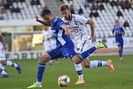 Fotbalová FORTUNA:NÁRODNÍ LIGA: FC Vysočina Jihlava (modrá) - Líšeň 1:1