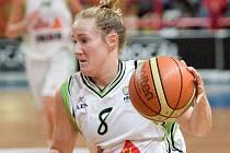 Basketbalistky Brna porazily Orenburg 62:61.