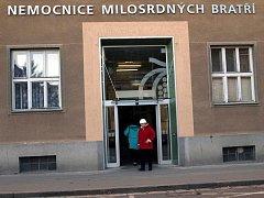 Nemocnice Milosrdných bratří Brno.