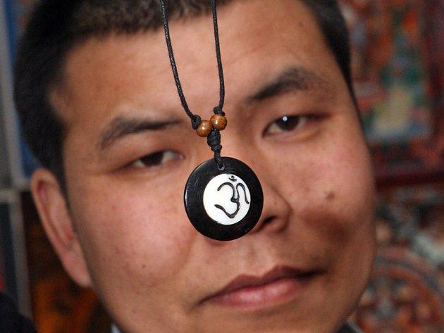 Výstava nepálských šperků a dalších předmětů