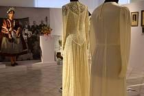 Výstava s názvem Vítej, nevěsto má milá...je k vidění v Muzeu ve Šlapanicích.