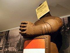 """Hrad Špilberk a výstava """"Rok 1918 - co nám válka vzala a dala..."""""""