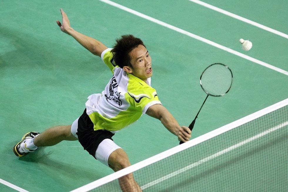 Mezinárodní mistrovství ČR v Badmintonu – Chen Chung Jen (TPE)