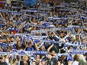 Čtvrteční zápas Komety s Třincem sledovala vyprodaná DRFG Aréna. Na nedělní zápas už také nejsou lístky.