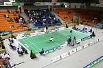 Mezinárodní mistrovství ČR v Badmintonu.