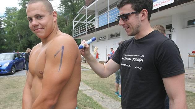 Kozubek pošesté ovládl plavecký maraton na přehradě. Tentokrát za Kometu
