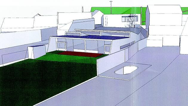 Projekt na stavbu školky mají Holasice připravený už od roku 2011.