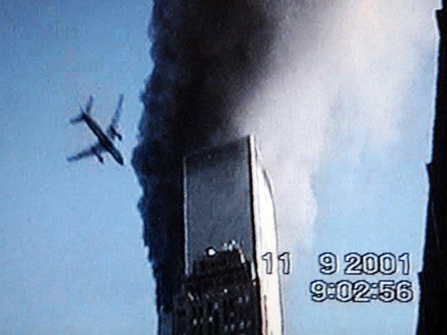 11. září v kameře Pavla Hlavy.