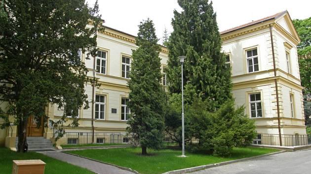 Přírodovědecká fakulta po rekonstrukci.