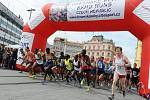 Brněnský půlmaraton ovládli nadšenci z Keni.