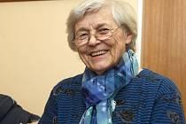 Milena Flodrová.