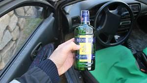 V Oslavanech způsobila devětačtyřicetiletá řidička dopravní nehodu a z místa ujela.