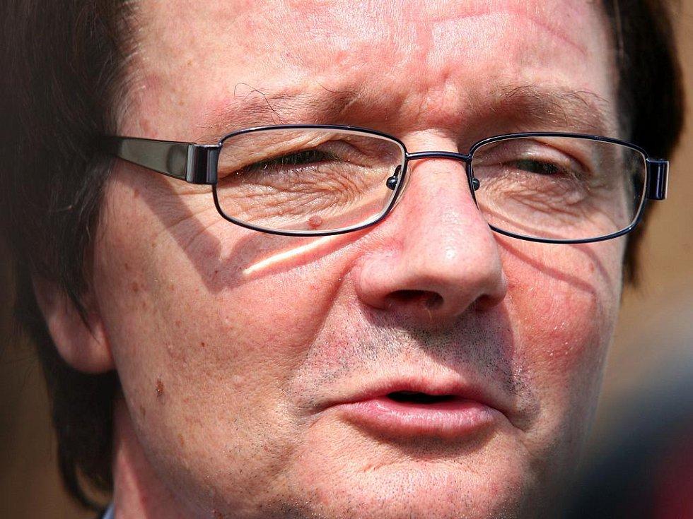 Bývalý starosta brněnské městské části Žabovřesky Aleš Kvapil.