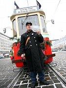 Do brněnských ulic vyjede Betlémská tramvaj.