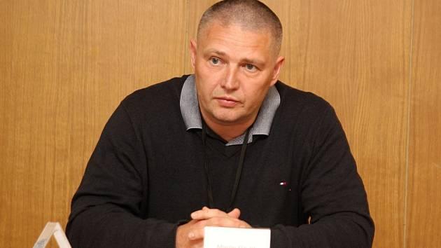 Bývalý ředitel Fakultní nemocnice U svaté Anny a nyní šéf znojemské nemocnice Martin Pavlík.