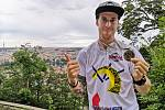 Biketrialista Kolář krvácel, nakonec však triumfoval a má šesté světové zlato