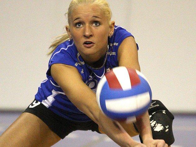 Volejbalistka Julie Jášová.