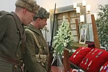 V brněnském krematoriu se uskutečnilo poslední rozloučení s plukovnicí ve výslužbě Marií Ljalkovou Lastoveckou, veteránkou druhé světové války.