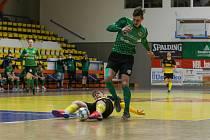 Rapid Ústí - Žabinští Vlci Brno, 1. FUTSAL liga 2020/2021.