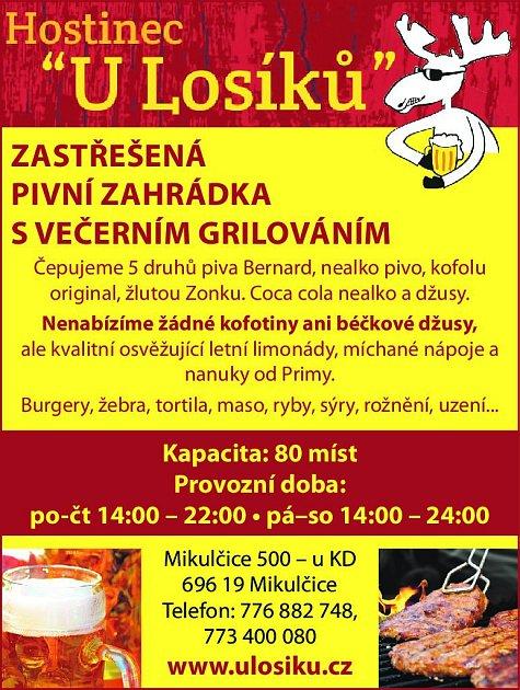 15. Hostinec ULosíků Mikulčice