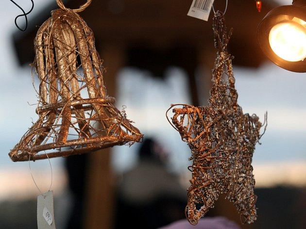 Z vánočních trhů v Kohoutovicích