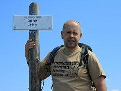 Vedoucí Koncernové komunikace E.ON Česká republika, s. r. o., patří k těm, kterým ochrana přírody leží na srdci.
