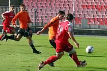 Fotbalisté 1.FC Brno B na domácí půdě remízovali s Fulnekem 1:1.