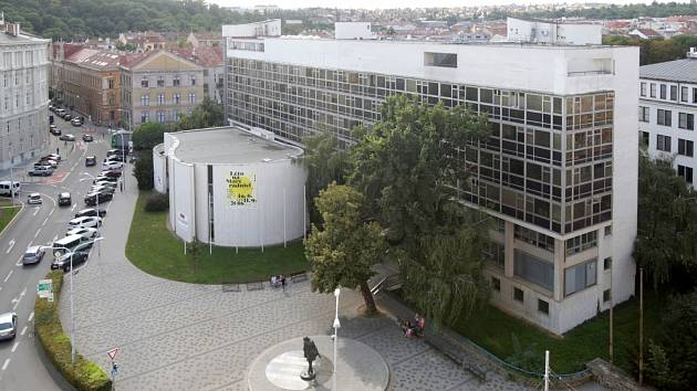 Den architektury zavede zájemce i do Bílého domu v Brně