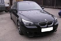 Kradená auta pochází z Rakouska, Slovenska a České republiky.